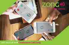 How to Make & Activate Conference Call Zong