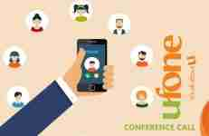How to Activate Conference Call Ufone