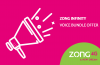 Zong Infinity Voice Offer Code