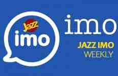 Jazz IMO Weekly Package