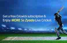 Telenor Weekly Sports Offer