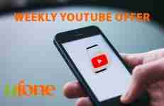 Ufone Youtube Offer Weekly