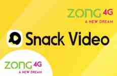 Zong Snack Video Package